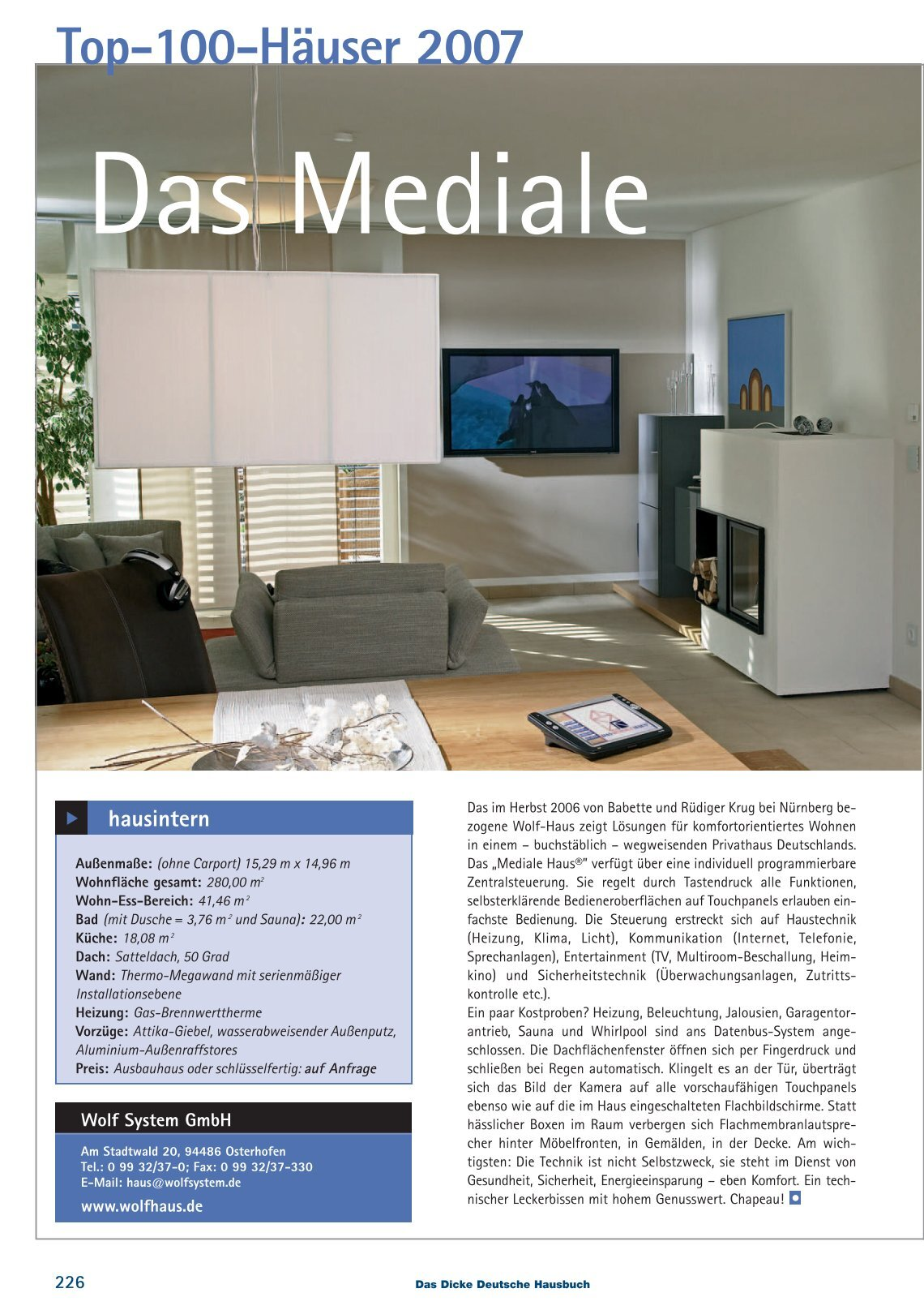 3 free Magazines from DAS.MEDIALE.HAUS.DE