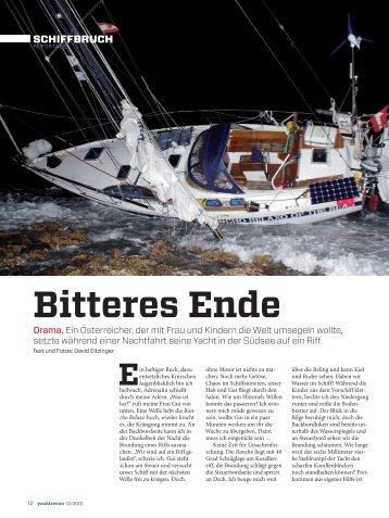Artikel als PDF - Rancho Relaxo of the Seas