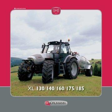 XL 130/140/160/175/185