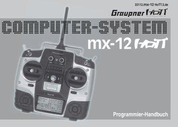 Programmier-Handbuch - RC Helistuff Austria - Der RC Helikopter ...