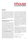 Nr. 1 / Dezember 2008 / inhouse-balsberg.ch - Seite 3