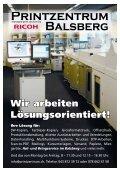 Nr. 1 / Dezember 2008 / inhouse-balsberg.ch - Seite 6