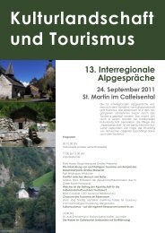 Programm zum Download - Alpmuseum
