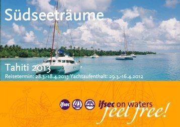"""""""Südseeträume"""" – Tahiti 2013 - IOW"""