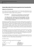 Botschaft der Gemeindeverbände - Region Sense - Seite 4