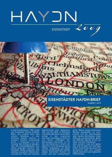 Ausgabe 7 - Eisenstadt