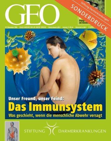 Das Immunsystem - Stiftung Darmerkrankungen