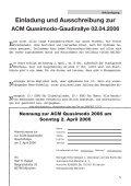 echo-2006-01 - ACM Automobilclub München von 1903 e. V. - Page 5