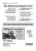 echo-2006-01 - ACM Automobilclub München von 1903 e. V. - Page 6