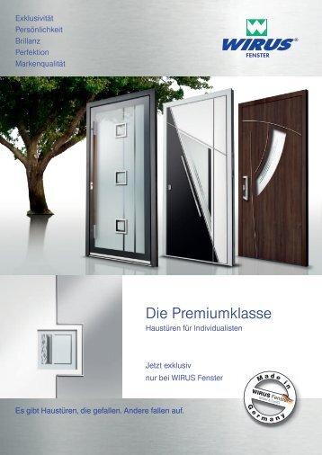 Designerhaustüren 2012 Premiumklasse - Haustüren-Shop der TAT ...
