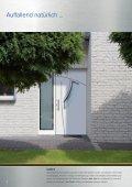 Designerhaustüren 2012 Premiumklasse - Haustüren-Shop der TAT ... - Page 4