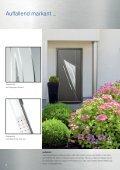 Designerhaustüren 2012 Premiumklasse - Haustüren-Shop der TAT ... - Page 6