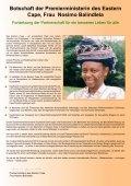 Broschüre zur Zusammenarbeit Niedersachsen - Eastern Cape - Seite 2