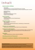 Broschüre zur Zusammenarbeit Niedersachsen - Eastern Cape - Seite 4