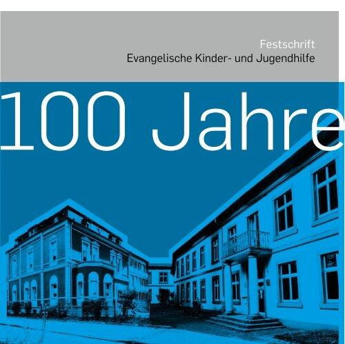 Festschrift evangelische kinder- und jugendhilfe - Evangelisches ...
