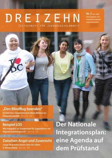 Der Nationale Integrationsplan: eine Agenda auf dem Prüfstand