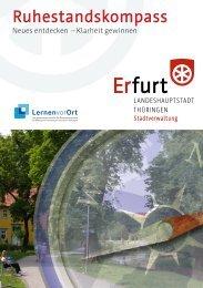 Ruhestandskompass - Bildungskatalog Erfurt