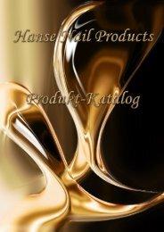 Katalog - Hanse Nail Products