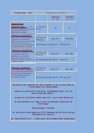 Preisliste 2010 / 2011 - Die 7 Biobauern