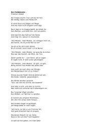 Der Heideknabe – Friedrich Hebbel Der Knabe ... - BalladenJukeBox