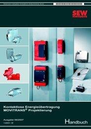 MOVITRANS® Projektierung - SEW Eurodrive