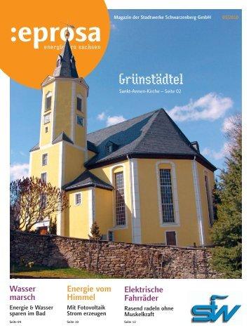 Grünstädtel - Stadtwerke Schwarzenberg GmbH