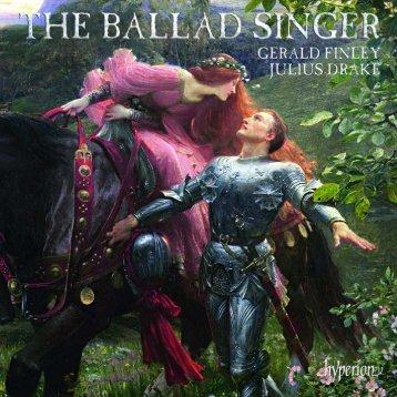 the ballad singer - Abeille Musique