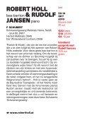 folder Lied / Vocale Kamermuziek - deSingel - Page 3