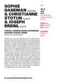 folder Lied / Vocale Kamermuziek - deSingel - Page 6