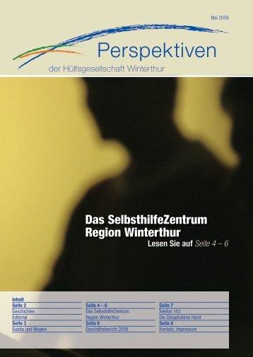 Mai 2009 - Hülfsgesellschaft Winterthur