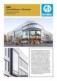 GMO Geschäftshaus, Offenbach - Dreßler bau