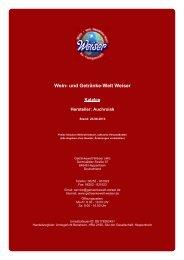 Katalog für Hersteller: Auchroisk - The Whisky Trader
