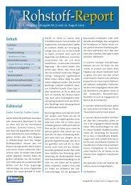 Editorial Inhalt