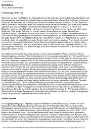 Nachtleben - Astroheilung, Werner Held