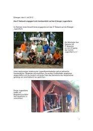 Erlangen, den 6. Juli 2012 Das IT Network engagiert sich ... - Siemens