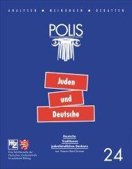 Juden und Deutsche - Hessische Landeszentrale für politische ...