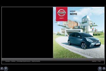 Note - Varela Automobiles Vevey Votre agent officiel Ford et Nissan