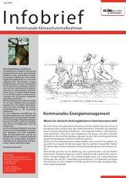 Kommunales Energiemanagement - KuK Klimawandel und ...