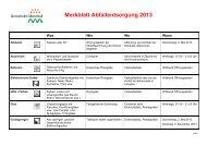 Merkblatt Abfallentsorgung 2013 - Oberthal