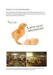 Papier - Albert Schweitzer Stiftung für unsere Mitwelt