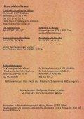 Februar/März - Friedenskirche Wildau - Seite 6
