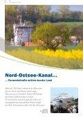 Gastgeber 2013 - Tourist-Information Nord-Ostsee-Kanal - Seite 4