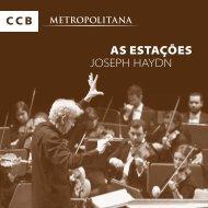As EstAçõEs JOSEPH Haydn - Centro Cultural de Belém