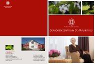 Seniorenzentrum St. Mauritius - Theresia-Albers-Stiftung