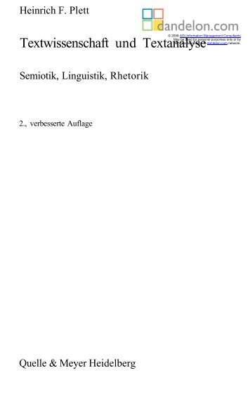 Textanalyse 10b