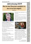 Jahresprogramm 2009 des Jugenddienstes des Ev. luth ... - Seite 3
