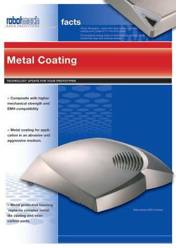 Metal Coating