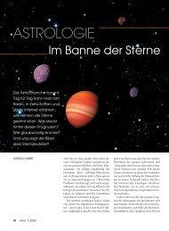 ASTROLOGIE - Ethos