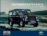 defender experience - LAND ROVER COTTBUS