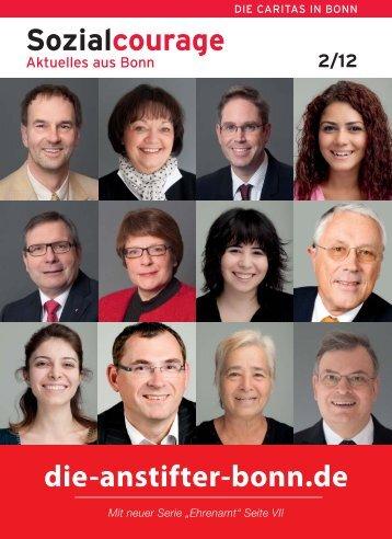 Sozialcourage 2/2012 - Erzbistum Köln